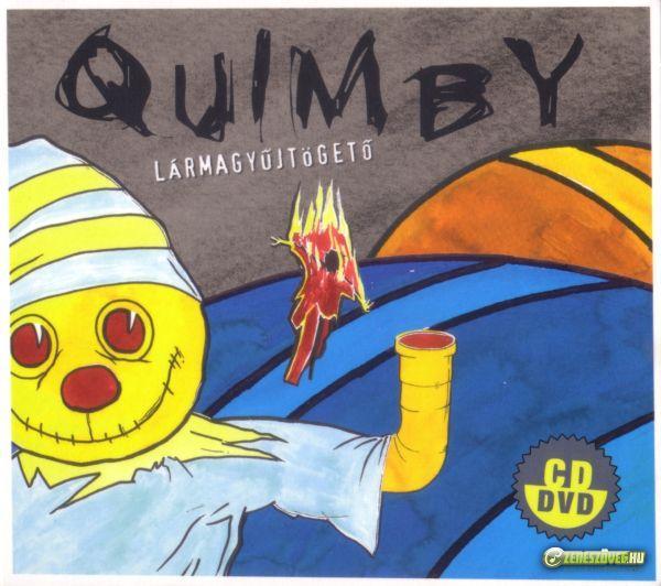 Quimby Lármagyűjtögető (CD+DVD)