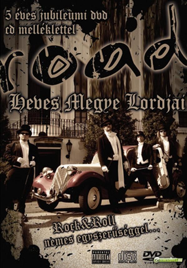 Road Heves megye Lordjai (DVD)