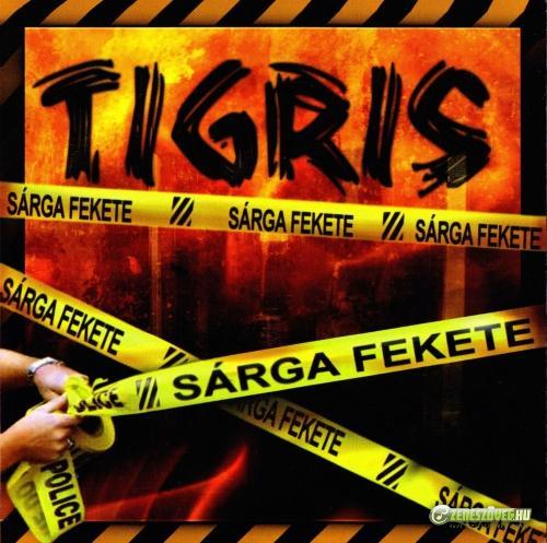Tigris Sárga Fekete