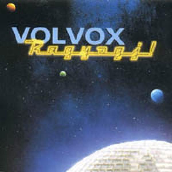 Volvox Ragyogj