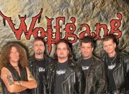 Wolfgang zenekar