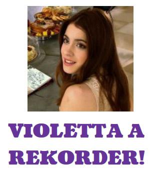 Disney Violetta új sorozat