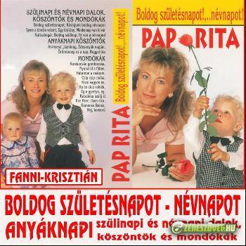 pap rita boldog születésnapot Pap Rita : Boldog születésnapot!névnapot! album   Zeneszöveg.hu pap rita boldog születésnapot
