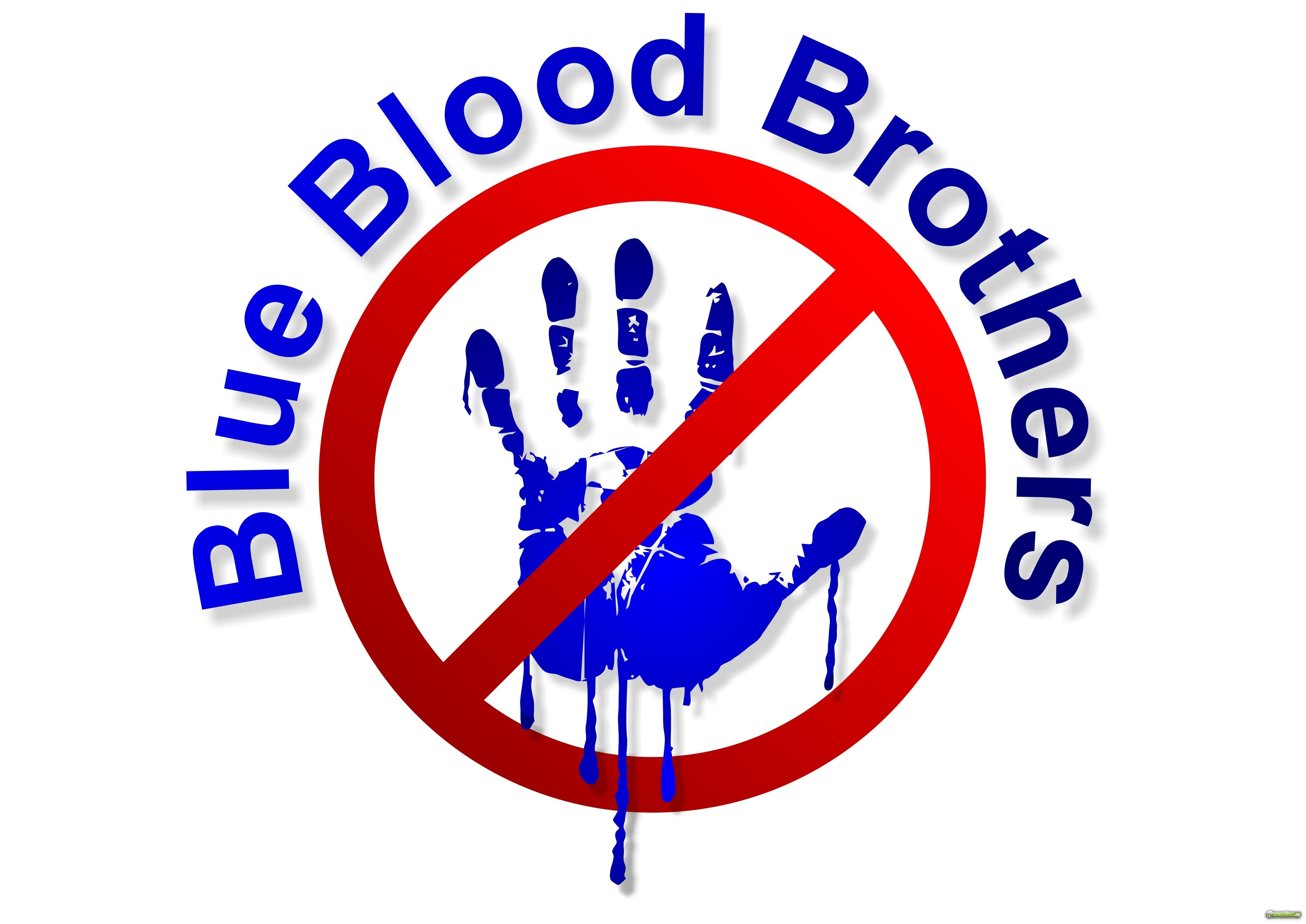 Blue Blood Brothers