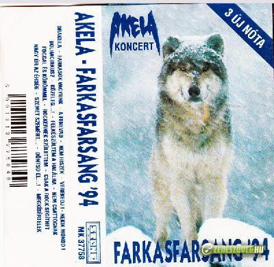 Akela Farkasfarsang '94